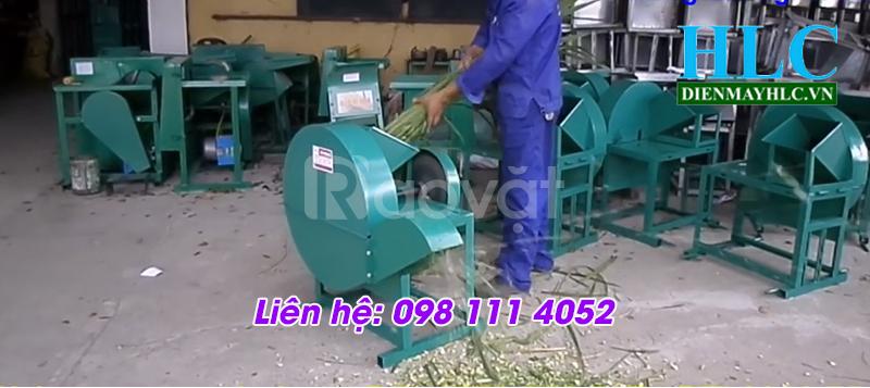 Máy thái chuối bao nhiêu tiền, máy thái cỏ năng suất cao
