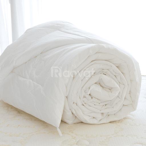 Ruột mền, ruột chăn trắng, còn mới, đẹp