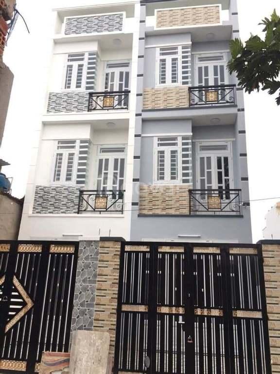 Bán nhà q12 đường Lê Văn Khương hẻm 5m
