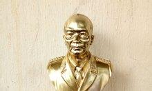Tượng đại tướng Võ Nguyên Giáp bằng đồng cao 20cm