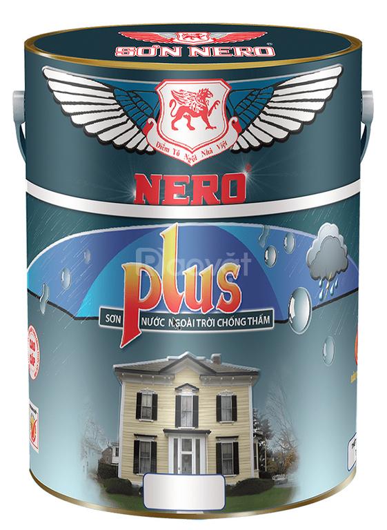 Nhà phân phối sơn ngoại thất Nero Plus new