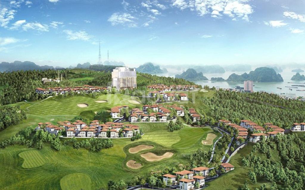 Bán biệt thự trên đồi FLC view Vịnh Hạ Long và sân golf giá gốc