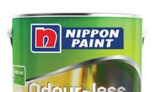 Sơn nội thất Nippon Odourless Spot Less