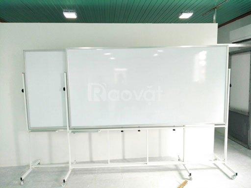 Bảng di động một mặt viết bút lông cao cấp kích thước 80x120cm