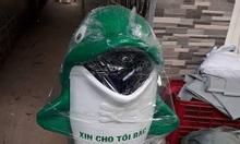 Thùng rác hình cá heo ngộ nghĩnh