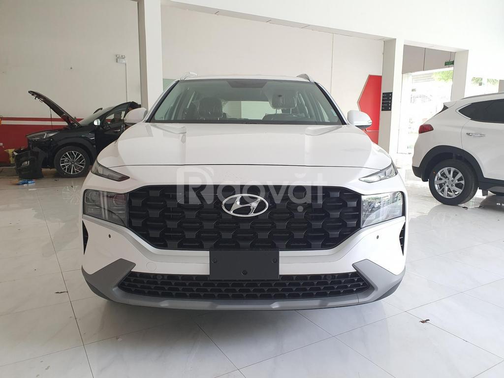 Hyundai SantaFe dầu tiêu chuẩn