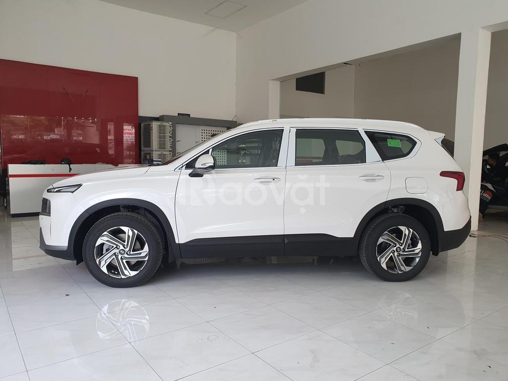 Hyundai SantaFe xăng tiêu chuẩn
