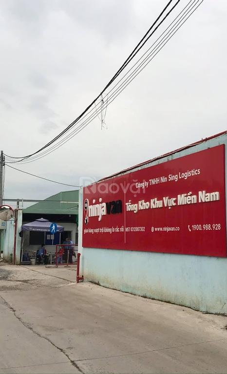 Tuyển cộng tác viên xử lý hàng hóa Kho Ninja Van Bình Tân