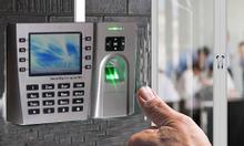 Máy chấm công ZKTeco U260C vân tay và thẻ