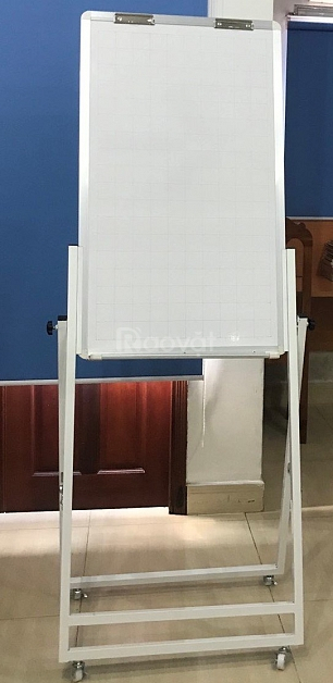 Bảng viết bút lông có chân xếp gọn F3 KT 60x100cm