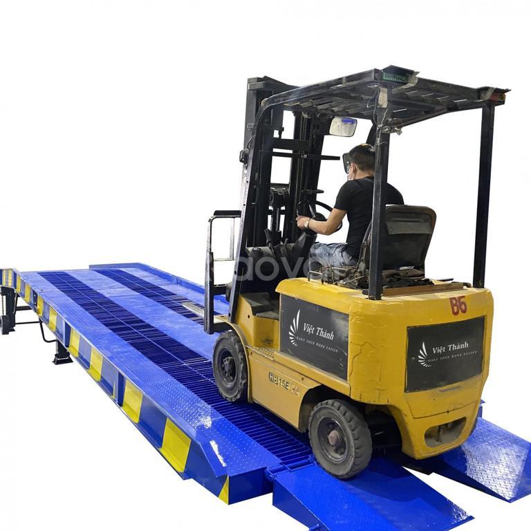Cầu dẫn lên container model VRAMP-10T