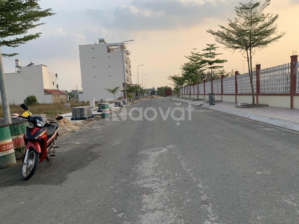 Bán đất KDC Tân Đô, sổ hồng riêng, giá rẻ hơn thị trường