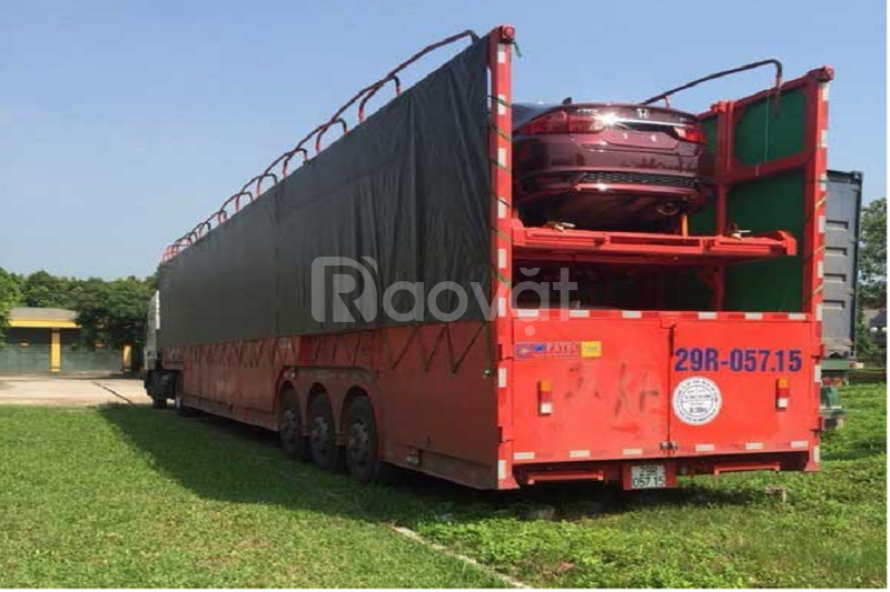 Vận chuyển xe ô tô từ Hà Nội vào Sài Gòn