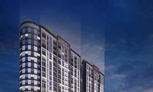 Căn hộ chung cư  2 PN 60m2 view sông, cầu Nhật Tân, Tây Hồ River View
