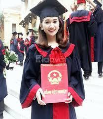 Chuyên nhận may đồng phục, lễ phục tốt nghiệp Lạng Sơn