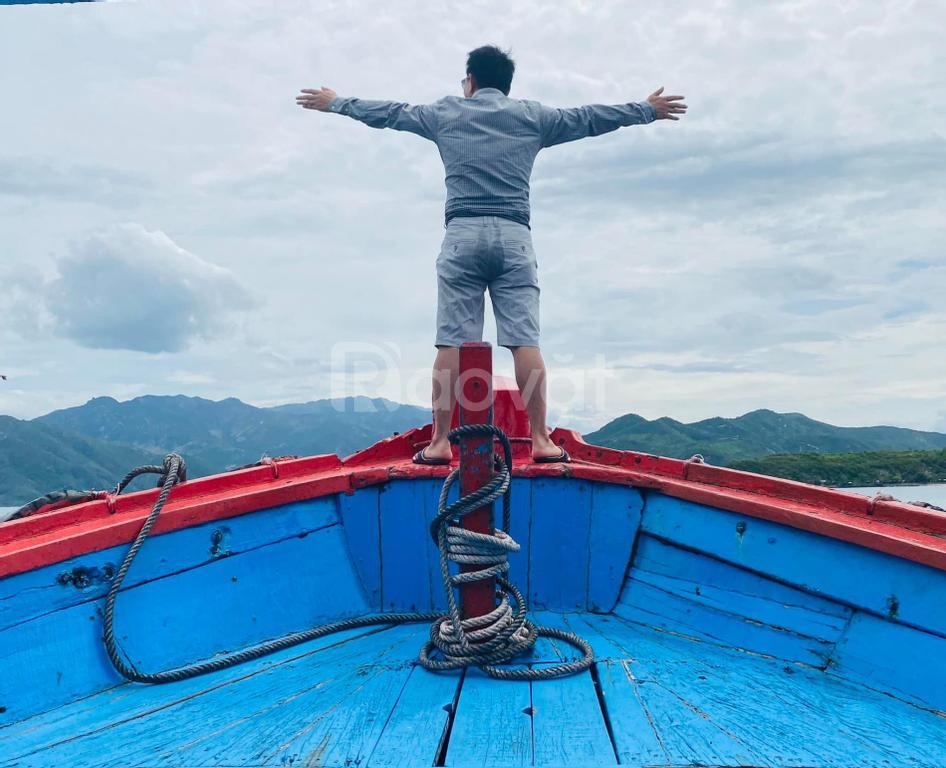 Tour câu cá và lặn biển Nha Trang