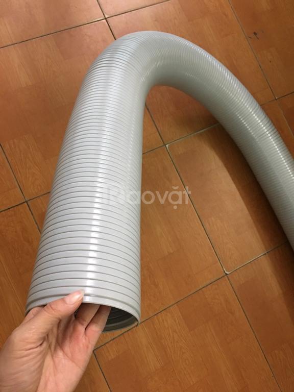 Ống nhựa định hình, ống nhựa xếp D60