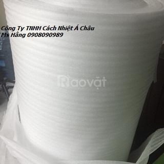 Màng mút xốp PE Foam trắng bọc gói hàng hoá, chống trầy xước