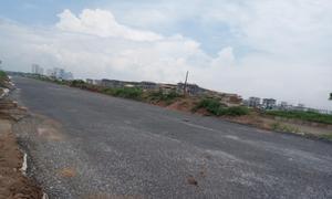Cần bán đất Vân Canh 113m. mặt tiền 9m, 2 mặt thoáng