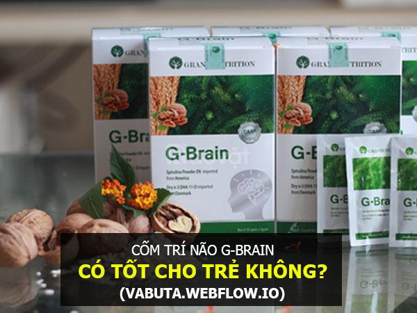 Cốm trí não G_Brain