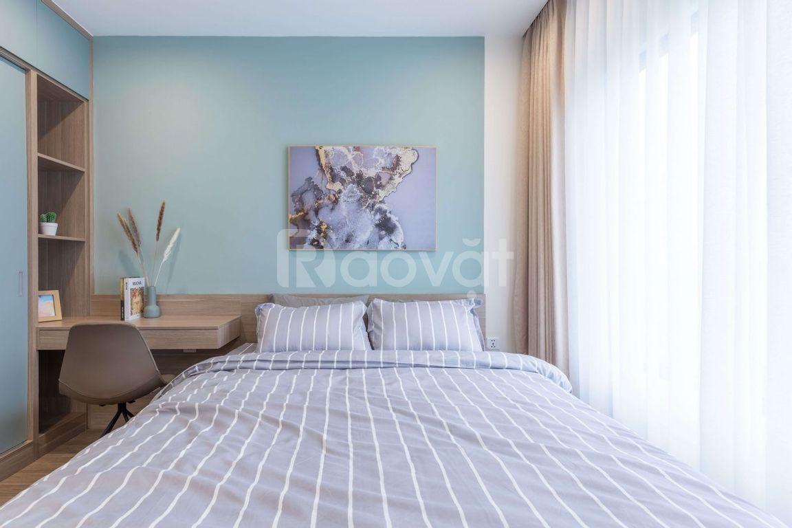 Bộ giường tủ đẹp hiện đại, mẫu nội thất phòng ngủ hiện đại 2021
