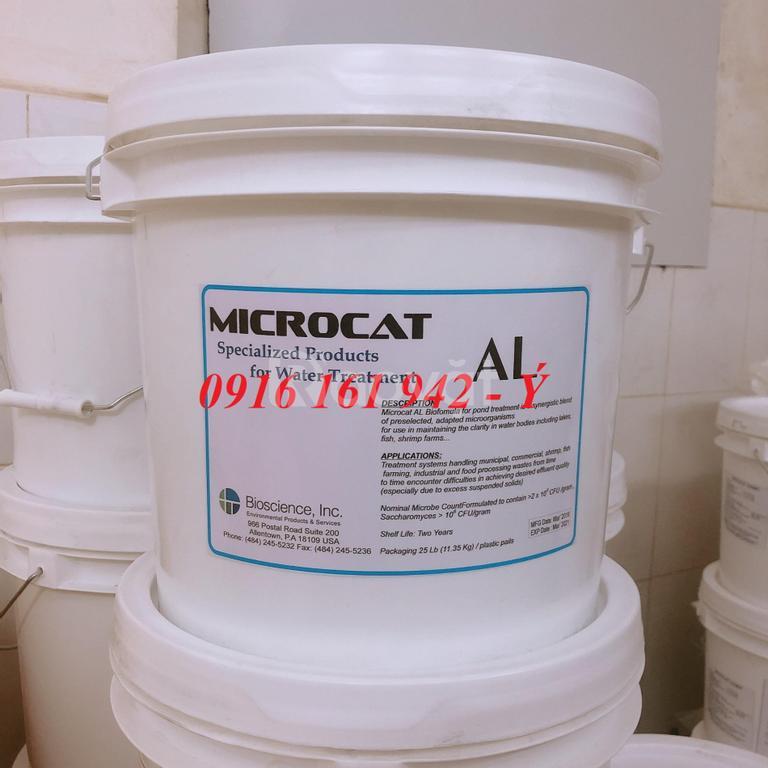 BZT new men vi sinh xử lý đáy ao ô nhiễm, hấp thu khí độc