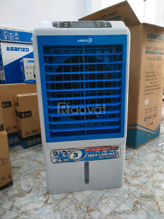 Máy làm mát, quạt hơi nước 40 lít Asanzo A-6000