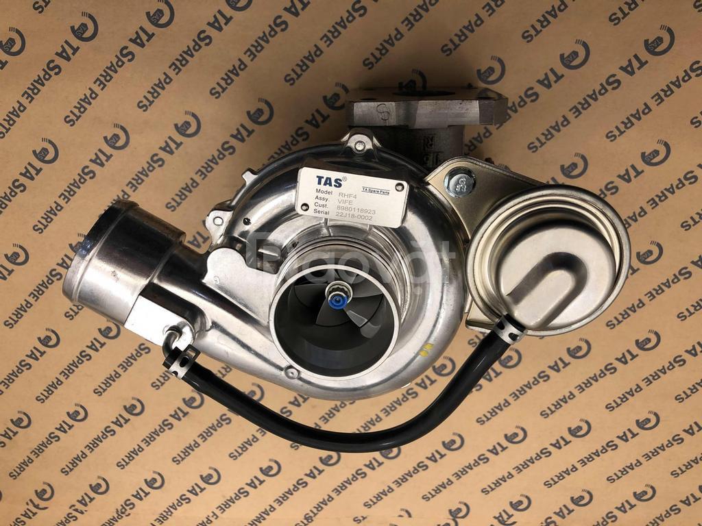 Turbo tăng áp động cơ xe ô tô Isuzu D-Max 4JB1/4JJ1/RHF4