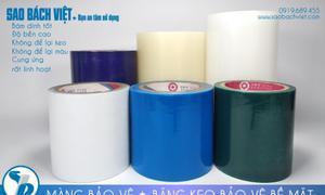 Băng dính chống xước bề mặt INOX