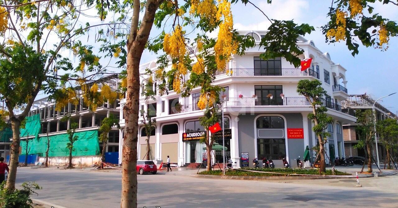 Liền kề, shophouse mặt đường Cổ Loa, mặt đường rộng 10m