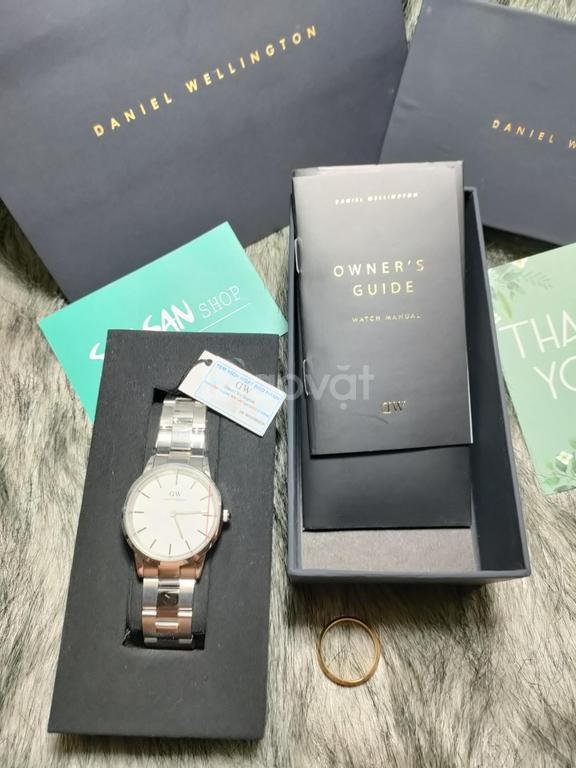 Đồng hồ DW ICON mẫu mới chính hãng fullbox