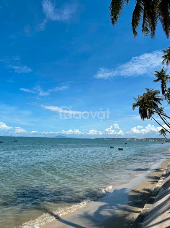 Đất biển Bình Thuận dọc cung đường biển Hòa Thắng Hòa Phú