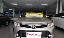 Bán xe Toyota Camry 2.5Q, đời 2016, màu vàng nâu