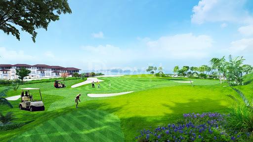 Biệt thự trên đồi view Vịnh Hạ Long và sân golf giá gốc đầu tư
