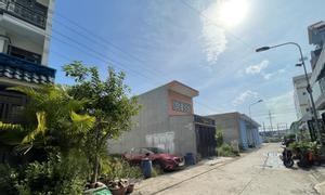Bán lô đất 83.3m2 ngang 4x20.95m đường Võ Văn Vân, P.Tân Tạo