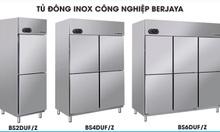 Phân phối tủ đông inox công nghiệp Berjaya với giá tốt