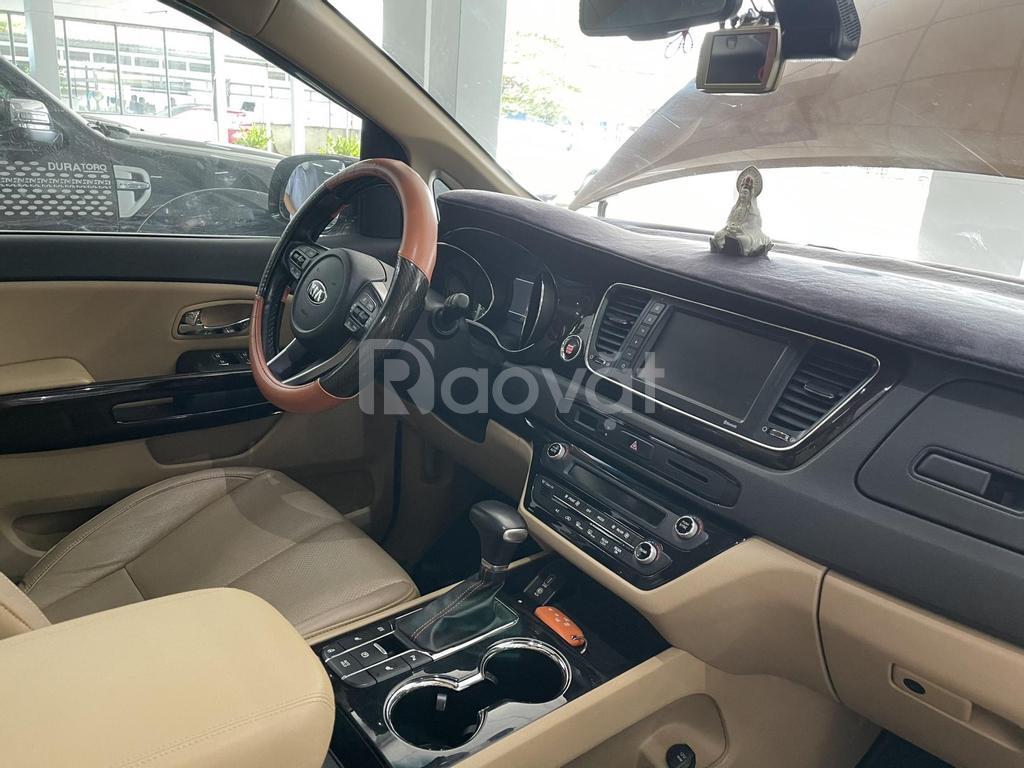 Bán xe Kia Sedona 2.2 DAT Luxury, đời 2019, màu nâu