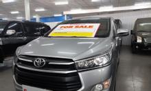 Bán xe Toyota Innova 2.0E, đời 2019, màu bạc
