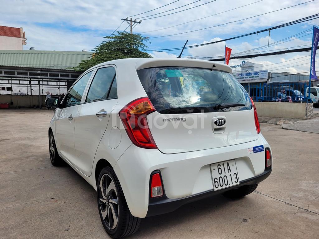 Bán xe Kia Morning 1.25 AT Deluxe, đời 2019, màu trắng