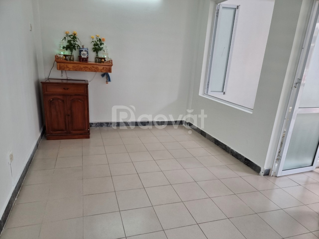 Cho thuê nhà mặt đất 3 tầng