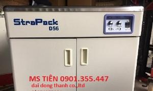 Máy đóng đai thùng chính hãng Strapack Nhật Model D-56