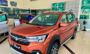 Suzuki Xl7 khuyến mãi sốc, mẫu xe gia đình 7 chỗ giá rẻ
