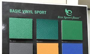 Cung cấp và thi công thảm sàn vinyl thể thao đa năng