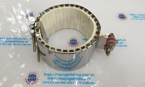 Ốp nhiệt điện trở sứ, dùng cho máy nhựa