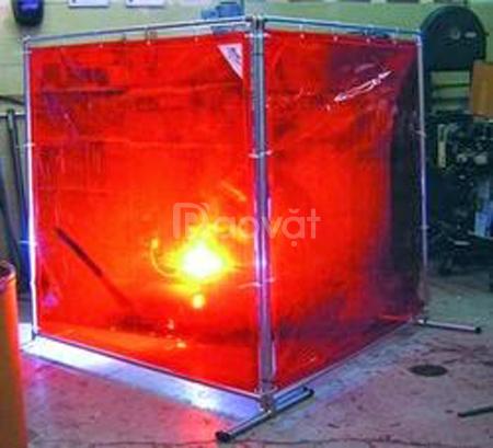 Rèm màn ngăn cháy, ngăn khói ei60 phê duyệt theo tiêu chuẩn pccc