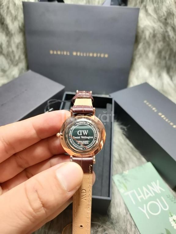 Đồng hồ DW Classic cổ điển chính hãng xách tay fullbox