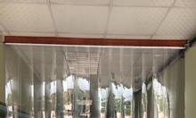 Rèm ngăn lạnh, rèm điều hòa, rèm nhựa PVC tại Bắc Ninh