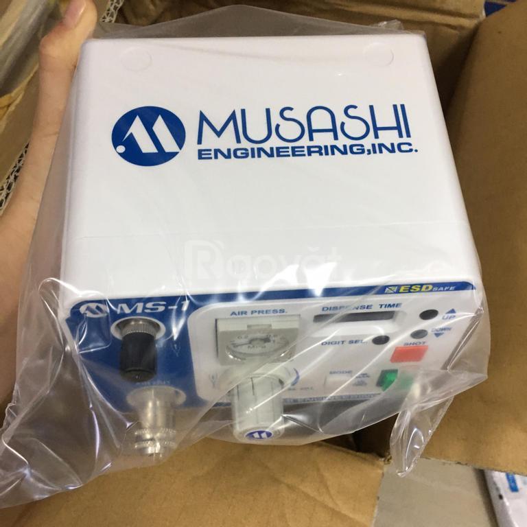 Máy tra keo Musashi MS-1 chính hãng