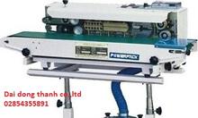 Máy hàn miệng bao liên tục bơm thổi khí DBF-1000