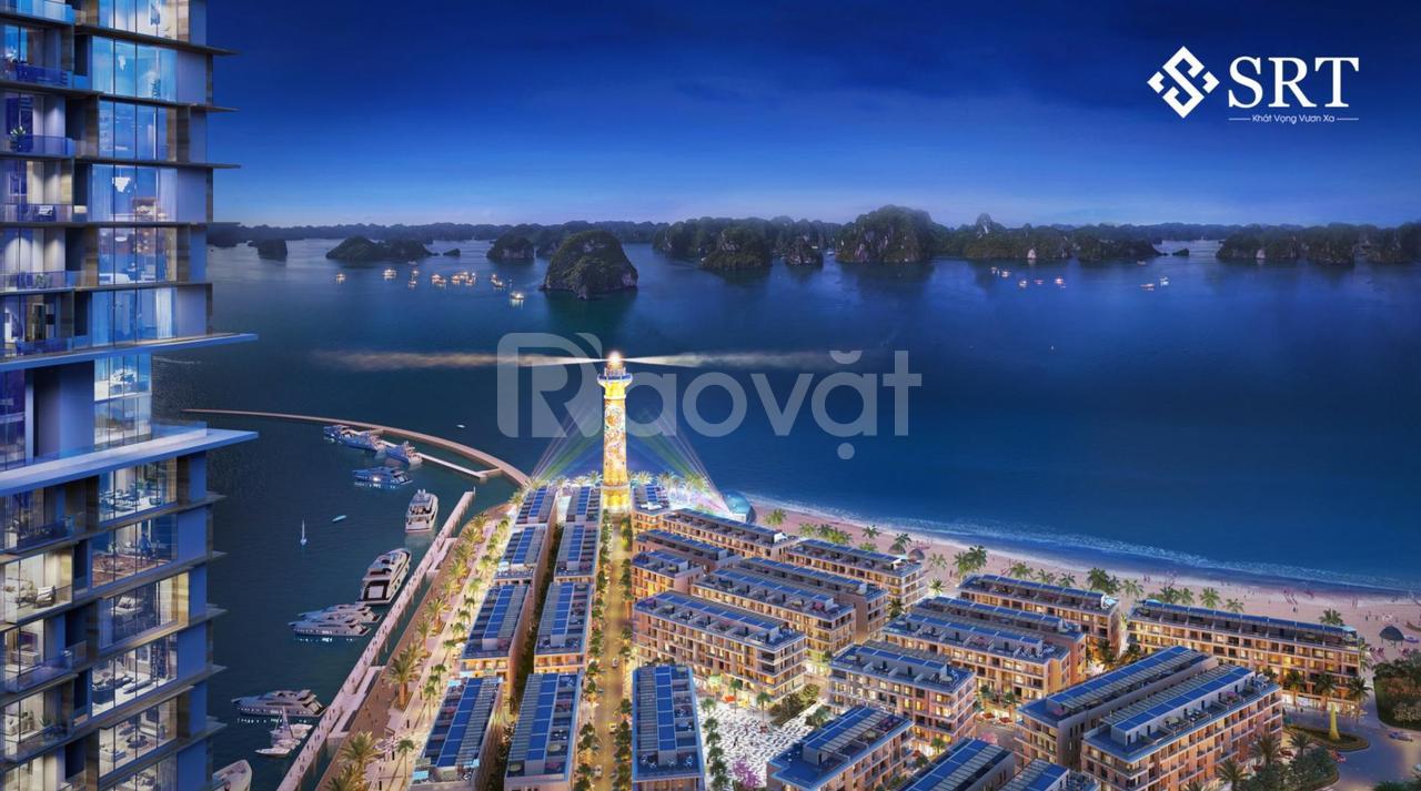 Căn hộ vịnh biển du thuyền Sun Marina Town, giá gốc CĐT, view vịnh